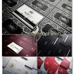 دانلود ۵ فایل آماده کارت ویزیت جدید و خلاقانه – شماره ۳۲۷