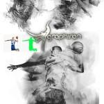 اکشن فتوشاپ افکت نقاشی ذغالی Charcoal Photoshop Action