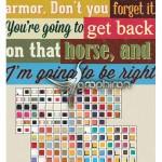 دانلود پک بیش از ۲۰۰ استایل فوق حرفه ای متن برای Illustrator