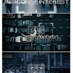 پروژه افترافکت عنوان بندی سریال Person Of Interest + فیلم آموزش