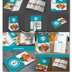 دانلود پک طرح های تبلیغاتی رستوران و غذاخوری Food Menu Pack