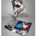 دانلود قالب بروشور عکاسی Trifold Brochure For Photographer