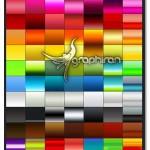 مجموعه ۷۷ گرادیان رنگارنگ فتوشاپ Colorful Photoshop Gradients