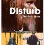 قالب عکس اعوجاج مغناطییسی Disturb Intense Distortion Effect