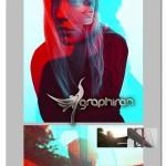 اکشن فتوشاپ ترکیب رنگ های دو عکس Double Color Exposure