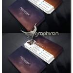 طرح لایه باز کارت ویزیت سبک تایم لاین فیس بوک – شماره ۳۴۱