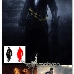اکشن فتوشاپ صحنه ترسناک و تاریک Fearless 2 Photoshop Action