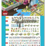 Isometric flat world collection v.1 150x150 تصاویر کودکان از سراسر دنیا Kids of the world Full Collection
