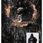 دانلود قالب عکس بلک راک Black Rock Photo Template