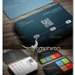 مجموعه کارت ویزیت های حرفه ای و خلاقانه لایه باز – شماره ۳۴۸
