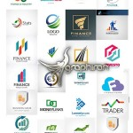 دانلود مجموعه ۲۵ طرح لوگوی تجاری و اقتصادی از ShutterStock