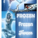 اکشن فتوشاپ افکت انجماد و یخ زدن Frozen Ice Photoshop action