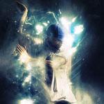 اکشن فتوشاپ افکت نورهای پر تلالو Fury 2 Photoshop Action