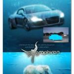 اکشن فتوشاپ ساخت افکت صحنه آکورایوم Aquarium PS Action