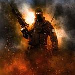 اکشن فتوشاپ افکت عکس جنگجو Warfighter Photoshop Action