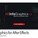AEInfoGraphics v1.3 پلاگین افتر افکت ساخت اینفوگرافیک
