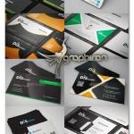 دانلود ۱۴ طرح آماده و لایه باز کارت ویزیت های مدرن – شماره ۳۶۹
