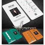 دانلود طرح زیبای کارت ویزیت شخصی فرمت PSD فتوشاپ – شماره ۳۷۰