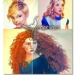 اکشن فتوشاپ افکت نقاشی دیجیتال حرفه ای Digital Painting Effect Pro