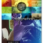 اکشن فتوشاپ افکت گرادیان رنگی Gradient Photoshop Actions