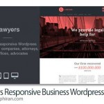 قالب وردپرس وکالت Lawyers v1.5.0 Responsive Business WordPress Theme