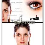 براش لایت روم آرایش و روتوش چهره Lightroom Beauty Brushes
