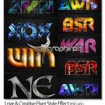 دانلود مجموعه استایل های عاشقانه و خلاقانه فتوشاپ