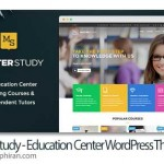 قالب وردپرس مراکز آموزشی Masterstudy Education Center WordPress Theme v1.4.2