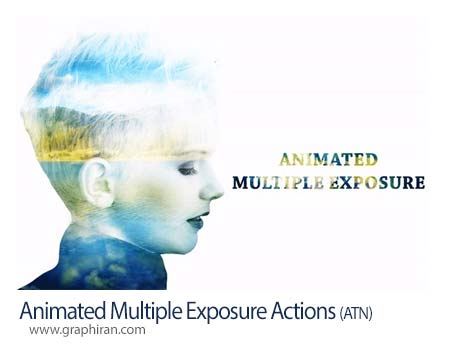 Animated Multiple Exposure Actions