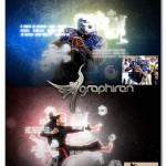اکشن فتوشاپ افکت تکنیکی Technical Photoshop Action