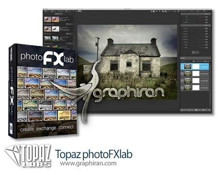 Topaz photoFXlab
