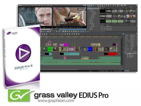 دانلود Grass Valley Edius Pro