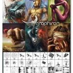 دانلود مجموعه ۳۶۹ براش گرافیکی فتوشاپ با طرح های متنوع