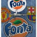 اکشن ساخت لوگوی دوخته شده Embroidered Logo Badge Photoshop Action