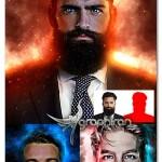 اکشن فتوشاپ پرتره جادویی Portrait Magic Photoshop Action