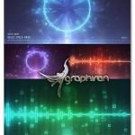 پروژه افتر افکت رقص نور با موزیک Audio Spectrum Music Visualizer