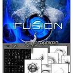 مجموعه براش های ادغام خطوط نور Ron's Light Fusion