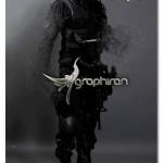 اکشن فتوشاپ ساخت دود در عکس Smoke Photoshop Action