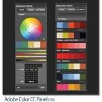 پلاگین فتوشاپ ساخت تم های رنگی Adobe Color CC Panel 1.0.2