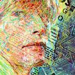 دانلود اکشن فتوشاپ ساخت افکت خلاقانه با تکه های روزنامه