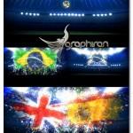 پروژه افتر افکت اینترو برنامه ورزشی Game On! Sport Opener