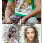 قالب های عکس هنری و خلاقانه Artistic Photo Manipulation Template