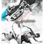 اکشن فتوشاپ افکت نقاشی داینامیک Dynamic Sketch Photoshop Action