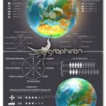 طرح های PSD لایه باز اینفوگرافیک سفر Earth Infographics Travel v3