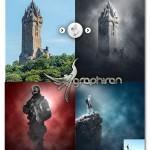 اکشن فتوشاپ افکت اتمسفر دلاورانه Hero Effect Photoshop Action