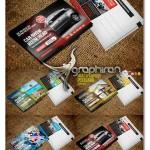 دانلود طرح های کارت پستال آماده و لایه باز در فرمت های مختلف
