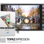 Topaz Impression 2.0.5 تبدیل عکس به نقاشی هنرمندانه و زیبا