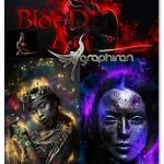 اکشن فتوشاپ افکت تصویری خون آلود Blood Art Photoshop Action