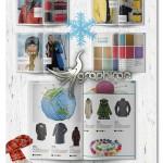 قالب کاتالوگ لایه باز پوشاک Outdoor Clothing Product Catalogue