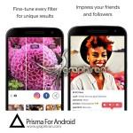 Prisma 2.2.4.118 اپلیکیشن اندروید افکت گذاری حرفه ای عکس